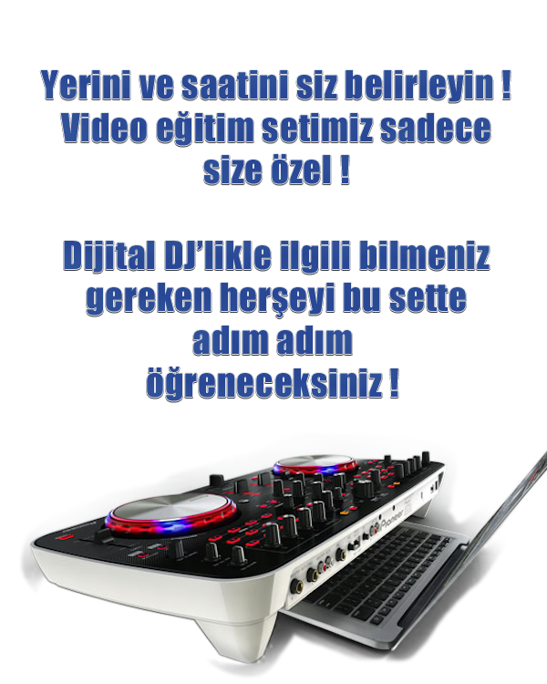 DJ Eğitim Seti